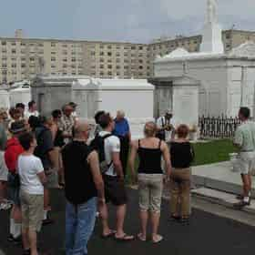 New Orleans City & Cemetery Combo Tour By Cajun Encounters