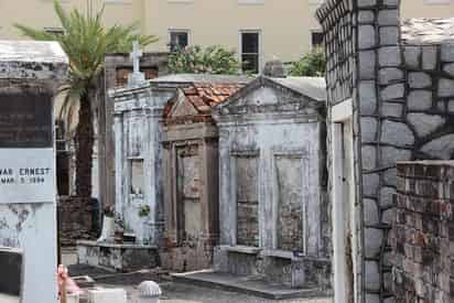 New Orleans Legendary Walking Ghost Tour