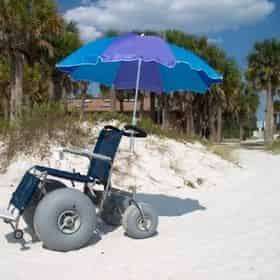 Beach Wheelchair Rentals