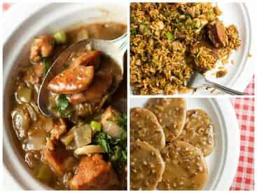 New Orleans Food Demo - Gumbo, Jambalaya, and Pralines