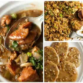 New Orleans Food Demo - Gumbo, Jambalaya, and Pralines