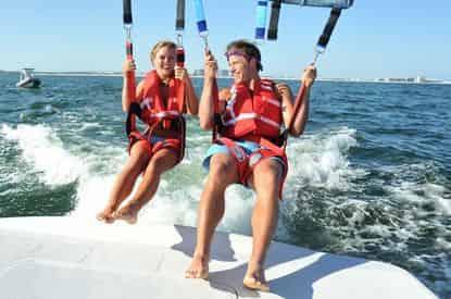 Destin Harbor Parasailing Adventure