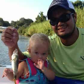 Kids Inshore Fishing Charter with Destin Inshore Guides
