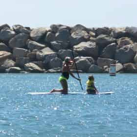 Destin Harbor Stand Up Paddleboard Rental