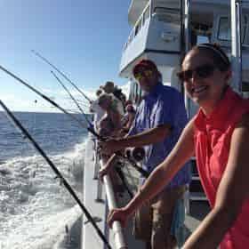 Private Offshore Fishing Trip - 35 Person Max