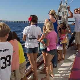 Destin Sailing Cruise Aboard The Daniel Webster Clements
