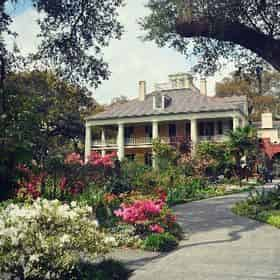 Houmas House & Laura Plantation Combo with Optional Lunch