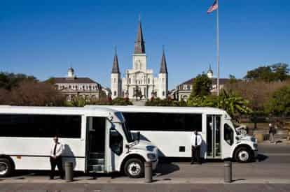 New Orleans Airport Shuttle