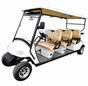 30A Street Legal Golf Cart Rentals with Shoreline Beach Service