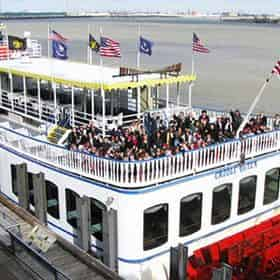 Historical Mississippi River Cruise with Optional Lunch