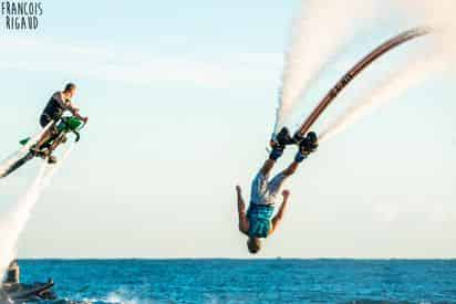 Flyboard Experience With Power Up Watersports