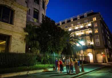Ghosts And Spirits Nighttime Walking Tour