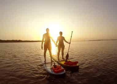 30A Happy Hour Paddleboard Tour