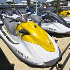 Orange Beach Hourly Jet Ski Rentals