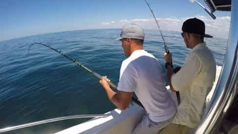 Private Destin Shark Fishing with Reel Deal Charters