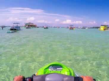 Gilligan's Watersports Jet Ski Dolphin Tour