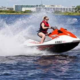 Jet Ski Rentals with Caribe Marina & Watersports