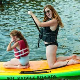 OB Watersports Paddleboard Rental