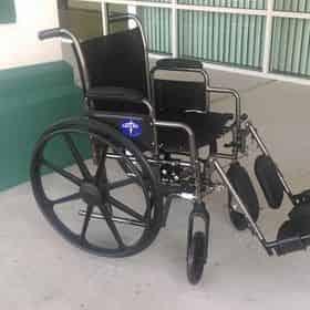 Standard Wheelchair Rental