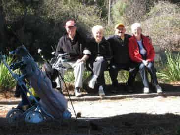 Golf Garden Combo Package - Destin