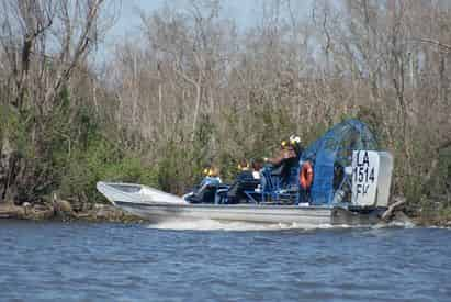 Destrehan Plantation & Airboat Combo with Transportation from New Orleans Hotels