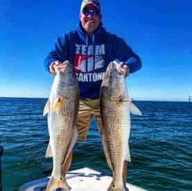 Half Day Inshore Fishing Charter with Emerald Coast Outfitters