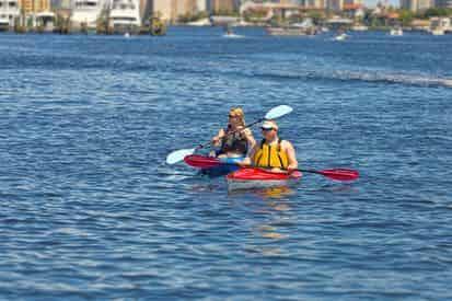 Kayak Rental from Lulu's Destin