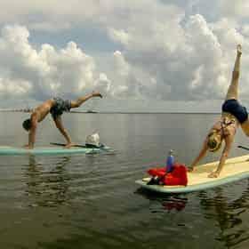 30A Sunset Paddleboard Yoga
