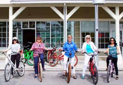 30A Pedego Electric Bike Rental