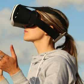 Virtual Reality Experience at The Wormhole