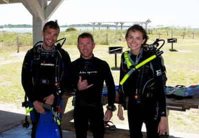 Discover Scuba Diving in Panama City Beach