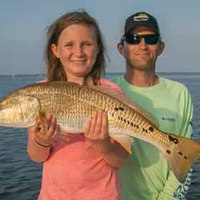 Inshore Night Fishing with 30A Guide Service