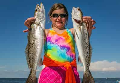 Inshore Fishing with 30A Guide Service