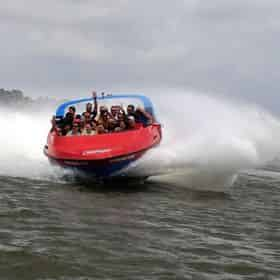 Orange Beach Jet Boat Thrill Ride