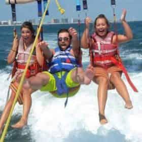 Caribe Marina Parasailing Adventure