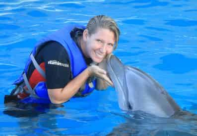 Dolphin Swim Adventure at Gulf World Marine Park