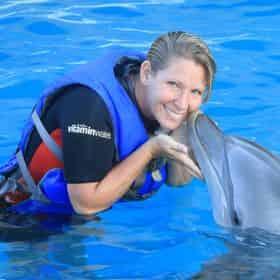 Dolphin Swim Adventure at Gulf World Marine Park