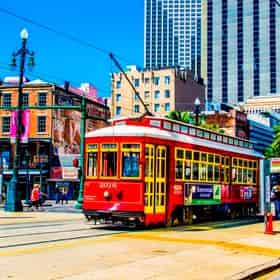 Historic New Orleans City Tour By Van with Celebration Tours